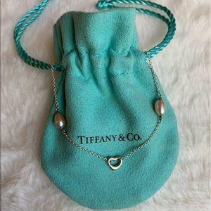 Tiffany & Co. Open Heart Bracelet by Elsa Peretti®